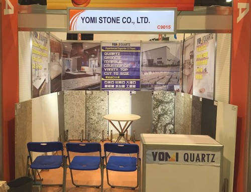 Yomi Stone in IBS International Builders Show 2016