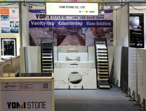 Yomi Stone in IBS International Builders Show 2017