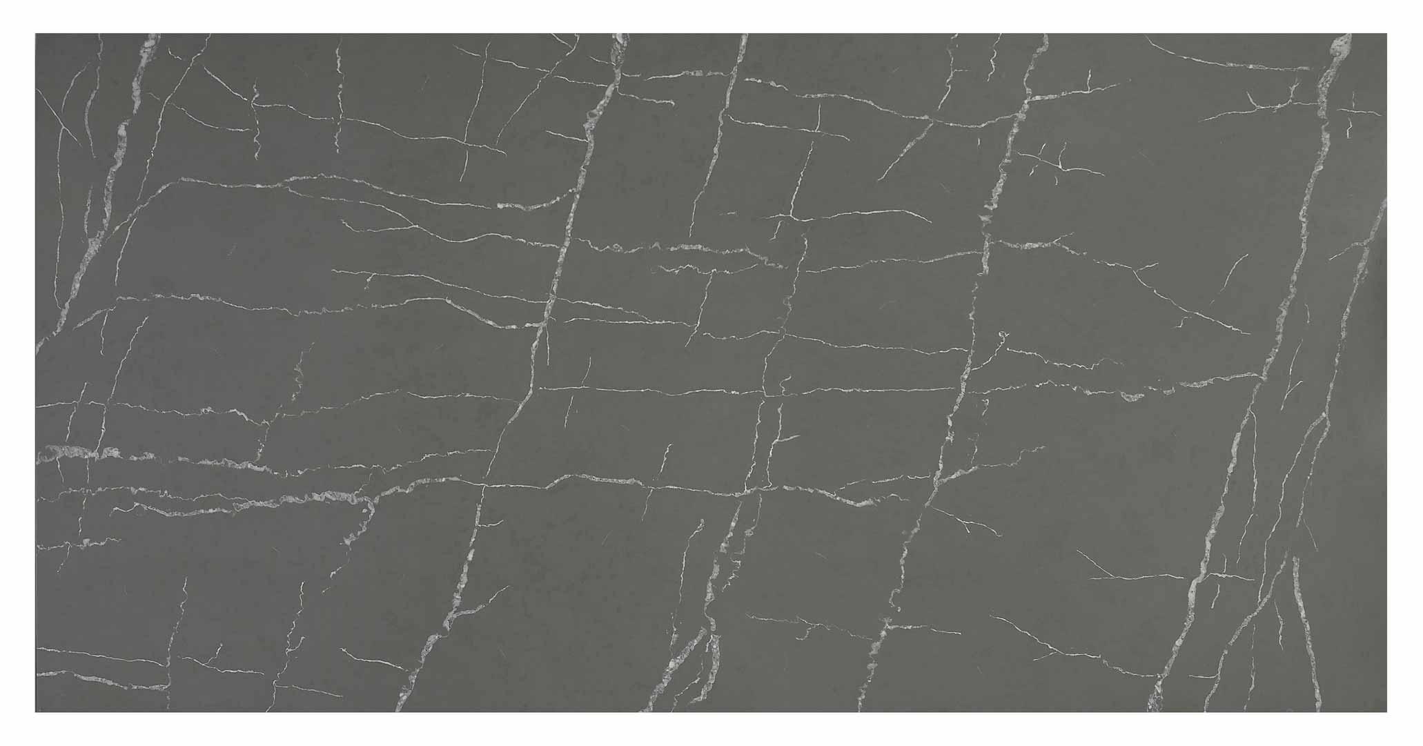 Venus Grey (L) Quartz Countertops