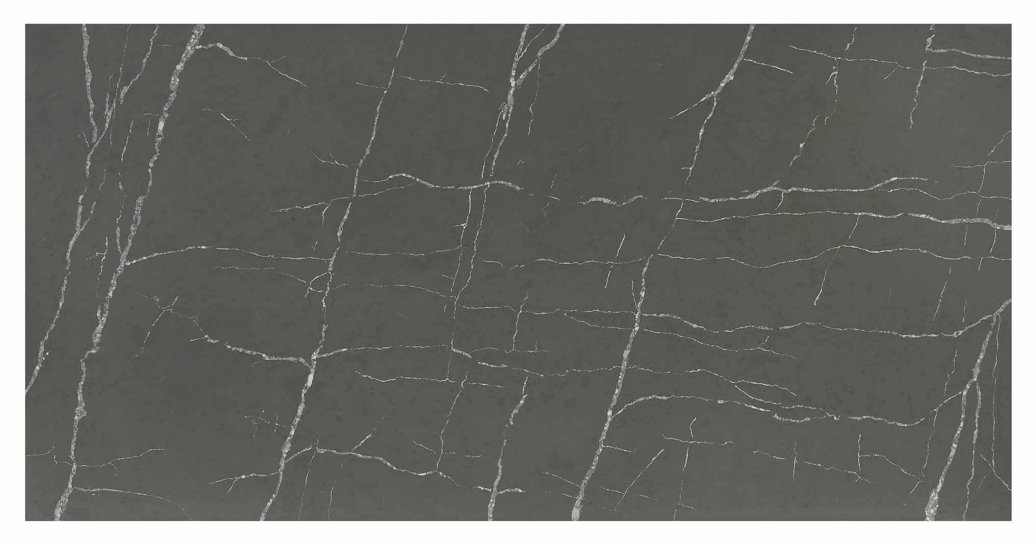 Venus Grey (P) Quartz Countertops