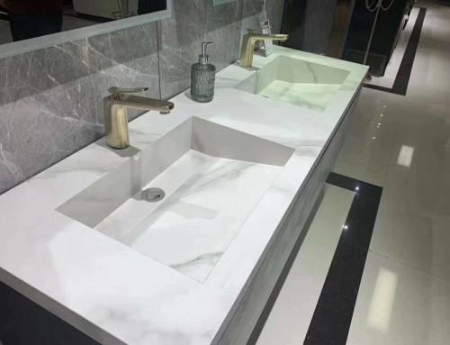 Can I install sintered stone worktops myself?